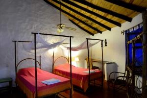 Cabañas del Orango Parque Hotel. Isla de Orango.
