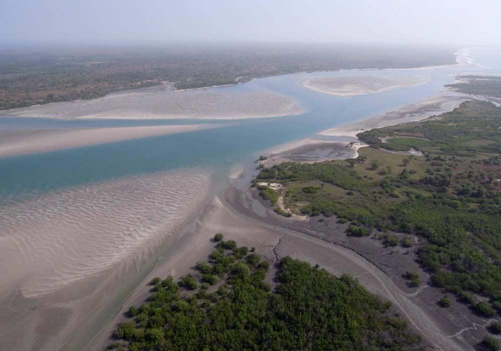 Adonga Parque Nacional de Orango