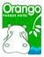 Hotel Orango en Guinea Bissau Logo