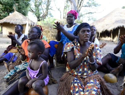 Orango Grande, la isla donde siempre es el Día de la Mujer
